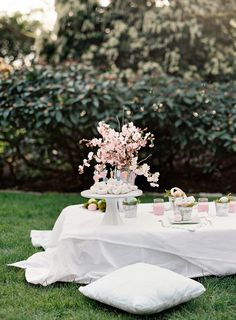 Photography: OMalley Photographers  - omalleyphotographers.com  Read More: http://www.stylemepretty.com/living/2015/04/03/whimsical-easter-table-for-the-kids/