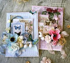 FANTASY: Лето, цветы и... бабочки!
