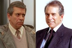 After The Mighty Ducks wrapped, Lane Smith went on to star in Lois & Clark: The New Adventures of Superman for four seasons as the gruff editor-in-chief of The Daily Planet, Perry White. He passed away in 2005 at the age of 69 from Lou Gehrig's disease. #snakkle #celebs #hockey