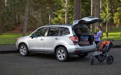 "Check out the image titled ""2015 Forester"" from Subaru."