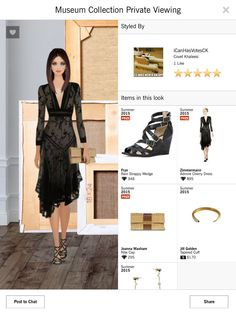 museum collection private viewing covet fashion - Google Search