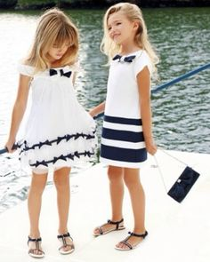 Little Beach Party Girls wearing Lily Pulitzer dresses Fashion Kids, Little Girl Fashion, My Little Girl, Little Girl Dresses, Look Fashion, Dress Fashion, Fashion Games, Street Fashion, Trendy Fashion