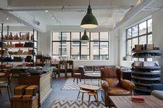 Design Your Home Just Like Soho House Cool Cafe, Restaurant Design, Restaurant Bar, Soho House Barcelona, Shoreditch House, London Cafe, East London, Glass Garage Door, Garage Doors