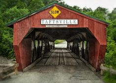 covered bridges in vermont | Dan Routh Photography: Covered Bridge in Vermont