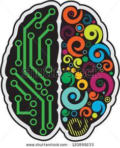 Epigenetics Brain Hacks to Fight Cognitive Decline - Sacred Herbals Van Gogh Arte, Behavioral Economics, Brain Art, Information Age, Best Brains, Right Brain, Over Dose, Emotional Intelligence, Design Thinking