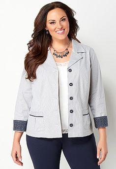 a9c2049c21b St. John s Bay® 3 4 Sleeve Knit Flyaway Cardigan Shirt - JCPenney ...