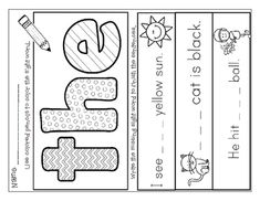Sight Word Work Pages by Young and Lively Kindergarten Fry Words, Fry Sight Words, Dolch Sight Words, Preschool Sight Words, Sight Word Activities, Sight Word Worksheets, Site Words, Reading Words, High Frequency Words