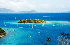 BVI Yacht Charter - Sailing vacations the gorgeous British Virgin Islands ~ oh to be young again! JhC