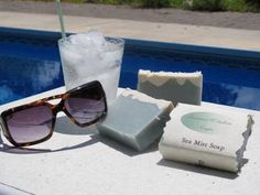 Dreaming Of Summer Yet Sea Mist Soap From Kitchen Soaps