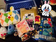 來自日本的禮物