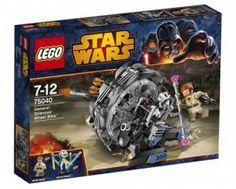 LEGO Star Wars - General Grievous Wheel Bike