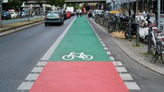 Road Markings, Cycling, Modern, Biking, Bicycling, Ride A Bike, Cycling Gear