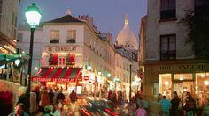 Montmartre Walk