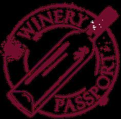wine passport stamps oregon california france - Google Search