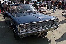 Dodge-Dart Barreiros de la primera generación