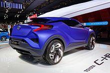 Toyota concept vehicles, 2010–19 - Wikipedia