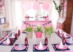 50 Birthday Party Ideas For Girls. Throw the perfect Girl Birthday Party with all of these great ideas! Perfect for any girl in your life from 1 to - Girl Party Ideas - The Best Girl Birthday Parties Pajama Birthday Parties, Pj Party, Sleepover Party, Slumber Parties, Party Time, Navy Party, Girl Sleepover, Nautical Party, Movie Party