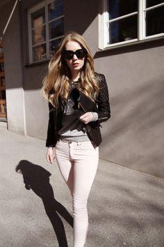 jeans + jacket