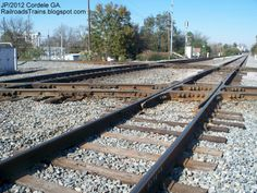 norfolk southern cordele ga | RAILROAD+Cordele+Georgia,+CSXT,+Norfolk+Southern,+HOG+Heart+of+Georgia ...