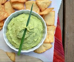 Cottage Cheese Guacamole!