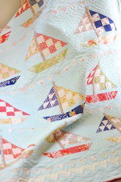 Sailaway quilt
