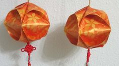 Chinese lantern... I'll try these with transparent vellum and use them to cover string lights!
