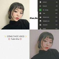 Vsco Cam Filters, Vsco Filter, Photography Filters, Photography Tips, Editing Pictures, Photo Editing, Tumblr Filters, Instagram Feed Goals, Fotografia Vsco