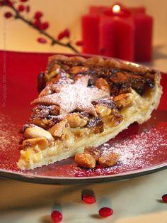 Every Cake You Bake: Tarta miodowa z fistaszkami French Toast, Baking, Breakfast, Cake, Sweet, Christmas, Dried Fruit, Kitchens, Morning Coffee