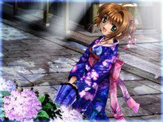 card captor sakura Part 13 - - Anime Image 1 Girl, Japanese Outfits, Cardcaptor Sakura, Hair Ornaments, Manga Anime, Short Hair Styles, Disney Characters, Fictional Characters, Disney Princess