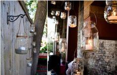 wednes-diy: mason jar chandelier – Free People Blog | Free People Blog #freepeople