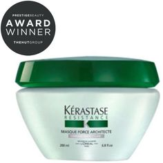 Kérastase Masque Force Architecte (200ml) (81 BRL) ❤ liked on Polyvore featuring beauty products, haircare, cleansing mask and kerastase hair care
