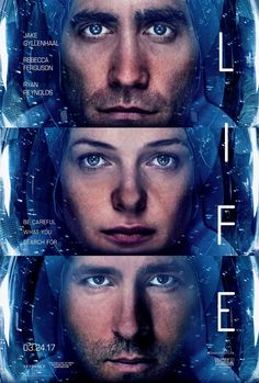 """The film tells the story of the six-member crew of the International Space Station that is on the cutting edge of one of the most important discoveries in human history: the first evidence of extraterrestrial life on Mars. As the crew begins to conduct research, their methods end up having unintended consequences and the life form proves more intelligent than anyone ever expected."""