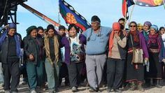 Six Indigenous Women at the Heart of Fracking Resistance in Argentina