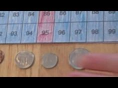 Another way to teach counting back change.