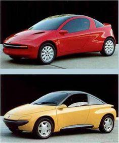 Opel Tigra A Prototypes