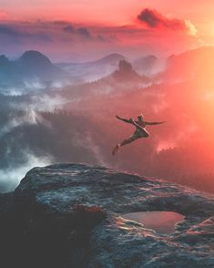 Magical Photo Manipulations by Connor Jalbert #inspiration #photography