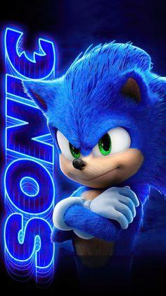 Sonic The Hedgehog, Hedgehog Movie, Shadow The Hedgehog, Hedgehog Game, Sonic The Movie, The Sonic, Sonic Art, Sonic Sonic, Fotos Do Sonic