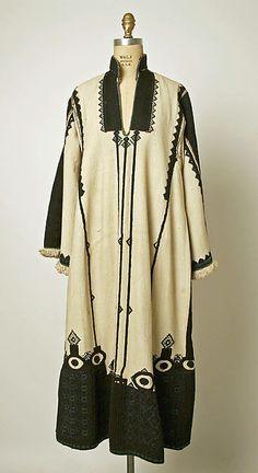 19th century eastern European wedding dress