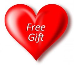 Free Gift with Purchase for Valentine's Day for limited time!