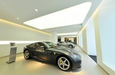 Showrooms - Stretch Ceilings and Stretch Walls for Showrooms - Roshal Barrisol