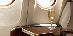 This Man Is Suing an Airline For Serving Him Sparkling Wine Instead of Champagne - TownandCountrymag.com