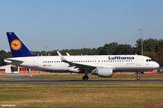D-AIUL, Bild vom 25.08.2016 in Frankfurt, FRA, CN 6521, Airbus A320-200, Lufthansa