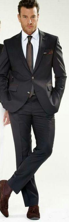 Sharp dressed men / karen cox.  Suit Up!