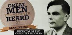 Image result for alan turing machine Alan Turing Machine, Tech Companies, Company Logo, Identity, Men, Image, Guys, Personal Identity