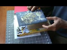 How to Make a Boiled Book: Part 2 - YouTube