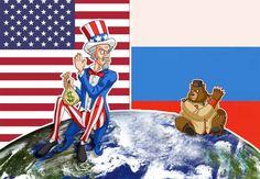 ХОЛОДНАЯ ВОЙНА-2 ОТМЕНЯЕТСЯ: РОССИЯ БОЛЬШЕ НЕ СВЕРХДЕРЖАВА!