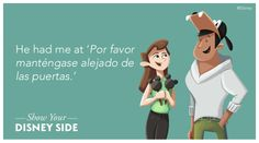 Show Your #DisneySide