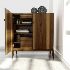 Huppe Moment Bedroom Collection - Call for more info Fast Furniture, Modern Bedroom Furniture, Bed Furniture, Contemporary Furniture, Furniture Design, Bedroom Dressers, Bedroom Chest, Mid Century Modern Bedroom, Furniture Manufacturers