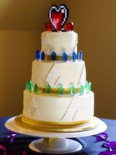 Video Game Wedding - Nintendo Wedding | Wedding Planning, Ideas & Etiquette | Bridal Guide Magazine