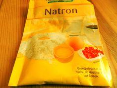 Leben ohne Plastik: Haare waschen mit Natron